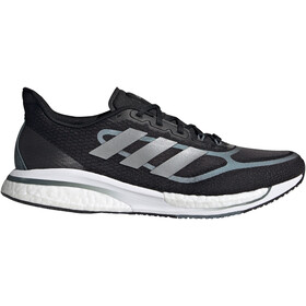 adidas Supernova + Shoes Men core black/silver metal/blue oxide